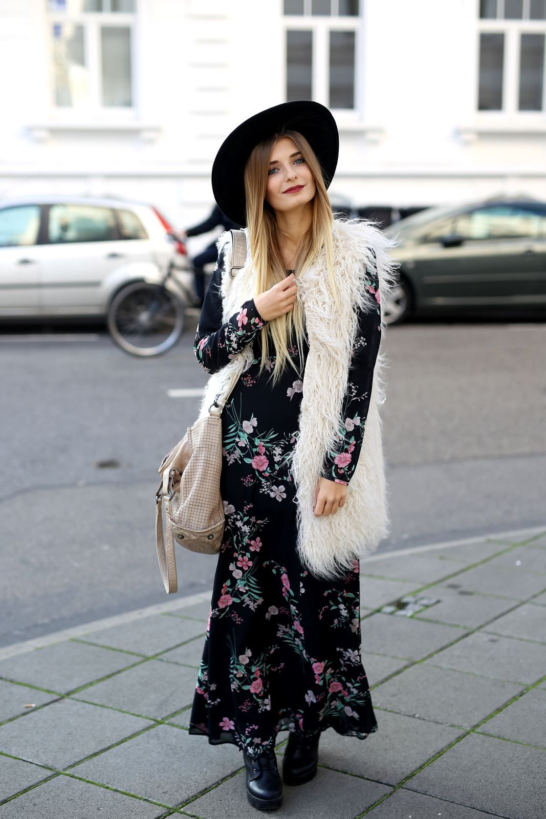 Outfit: Ready for Winter   Modestil, Boho kleidung