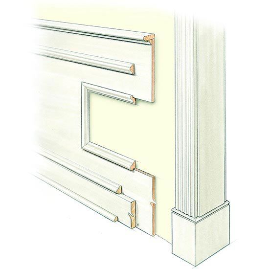 Top Trim And Molding Ideas