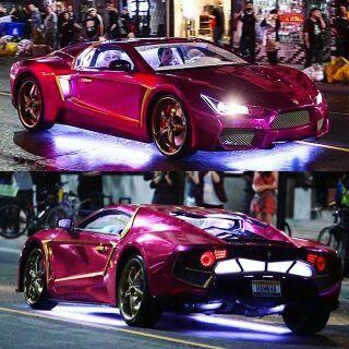 Joker's Car. Vaydor ( NISSAN Infiniti G35 Coupe )
