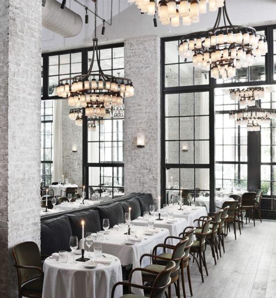 The Most Coveted Restaurant Reservations In Nyc Right Now The Zoe Report Dizajn Interera Restorana Interery Restoranov Interer Otelya