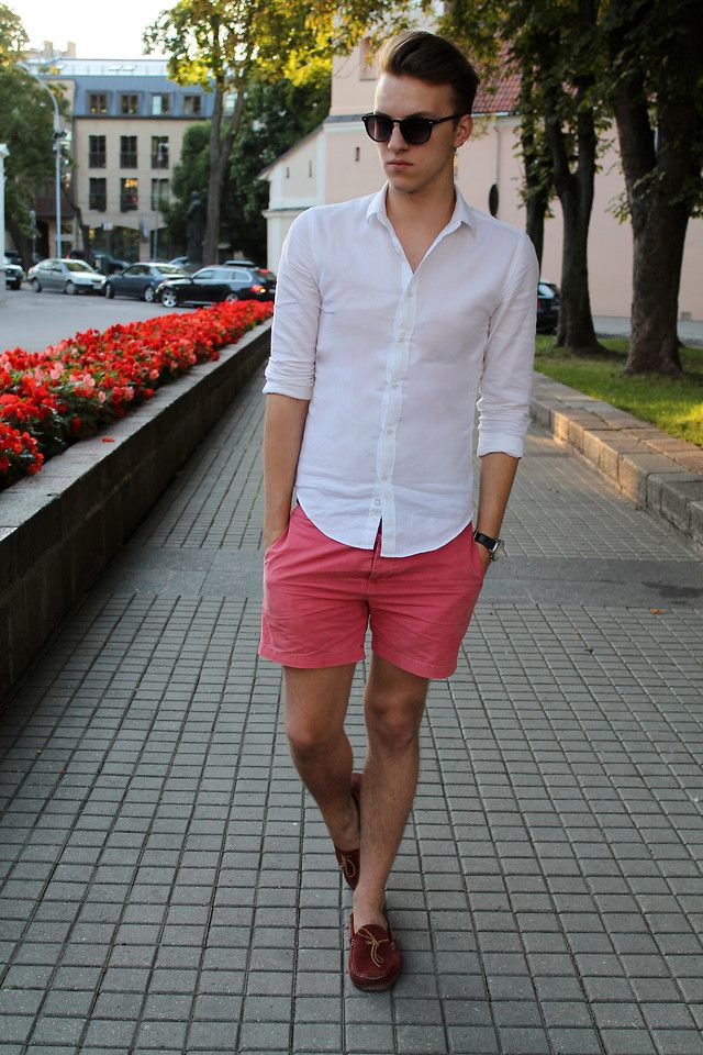 guys jean shorts coloured - Google Search | Teens | Pinterest ...