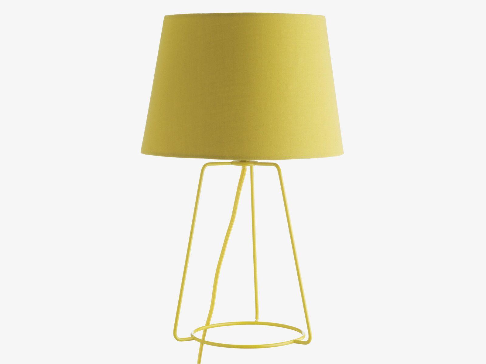 homebase table lamps bedside yellow