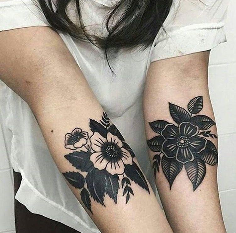 Pin von Roxanna Perez auf Piercings & Tattoo | Blumen