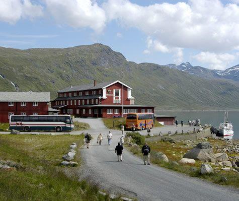 Norway - Eidsbugarden, in Jotunheimen