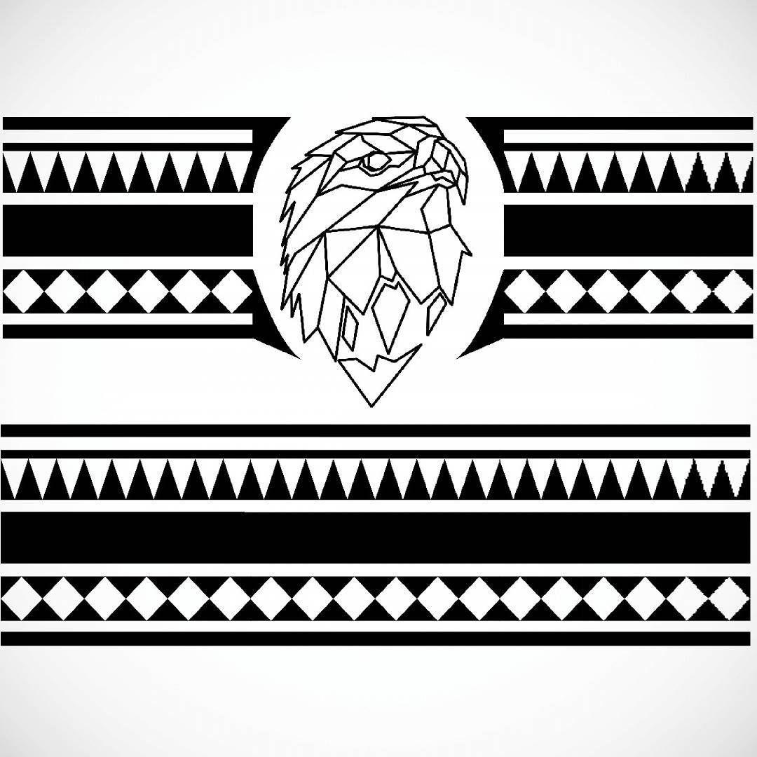 Polynesian Bracelet Tattoo Design Tattoo Ink Art Design Tattoodesign Blackandwhite Photo Armband Tattoo Design Band Tattoo Designs Tribal Armband Tattoo