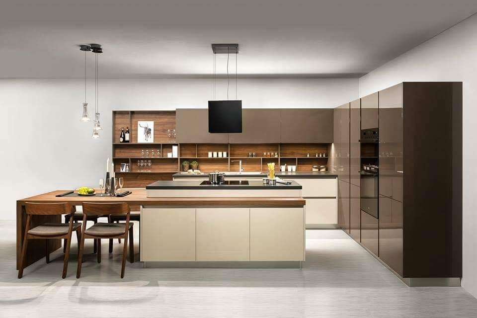 LINE K Kitchen With Island By Zampieri Cucine Design Stefano Cavazzana |  Kitchen | Pinterest | Kitchens, Island Design And Concrete
