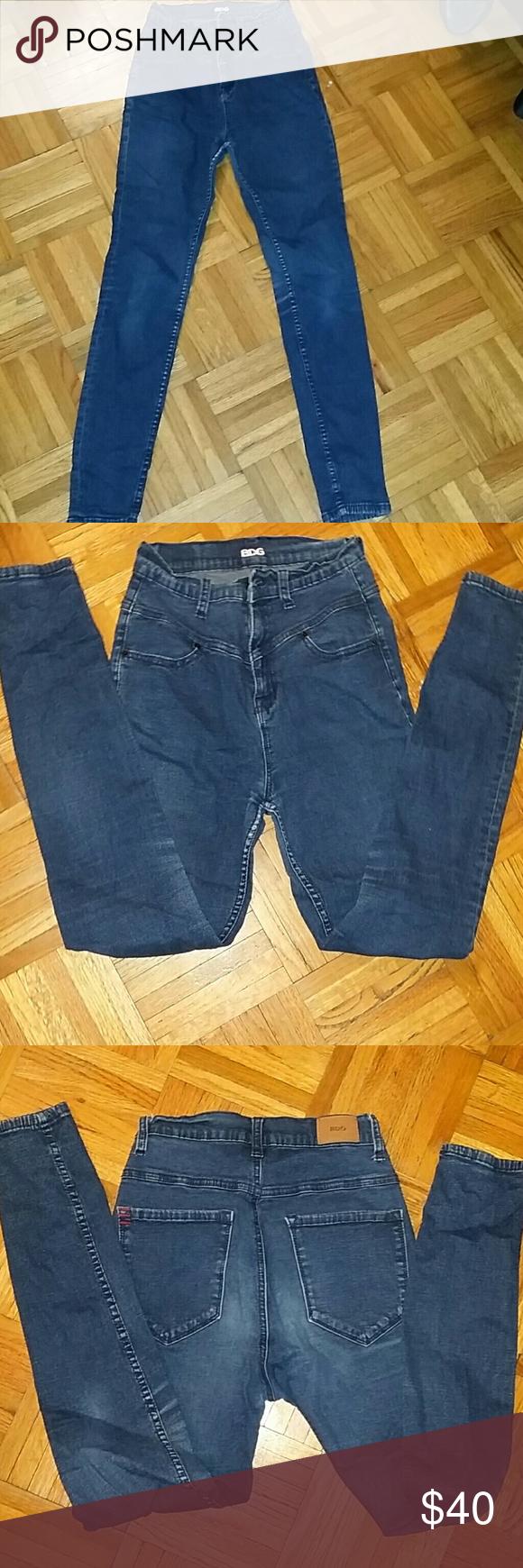 BDG High Rise Seam Jeans 27W 29L BDG High Rise Seam Jeans 27W 29L BDG Jeans Skinny