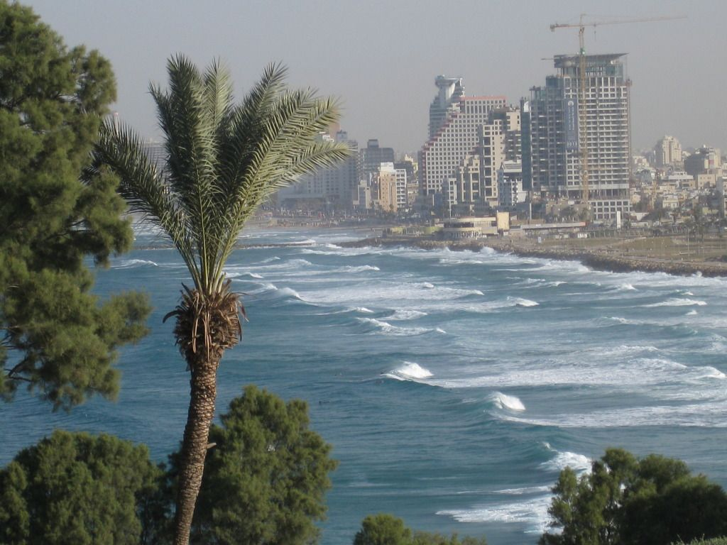 Israel! My own photo... taken in Jaffa in January. Miss it like crazy!!