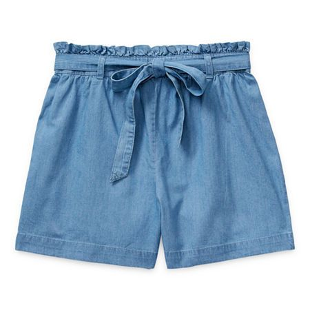 Arizona Little & Big Girls Shortie Short - JCPenney