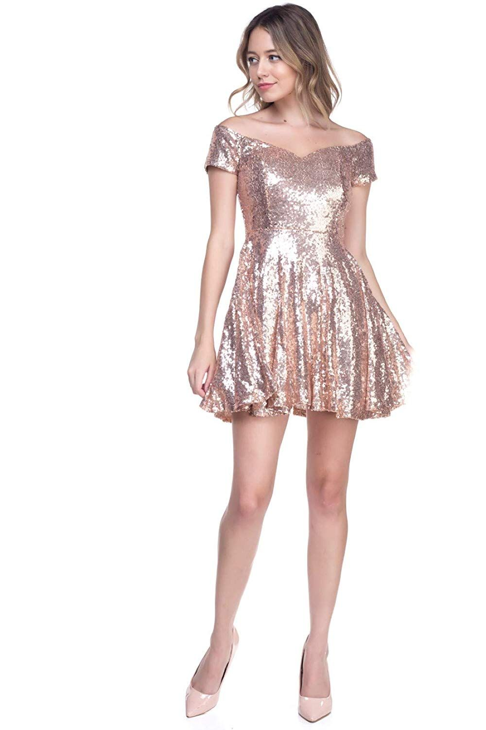 RICARICA Short Puffy Dresses for Home ComingPromSpecial Occasion