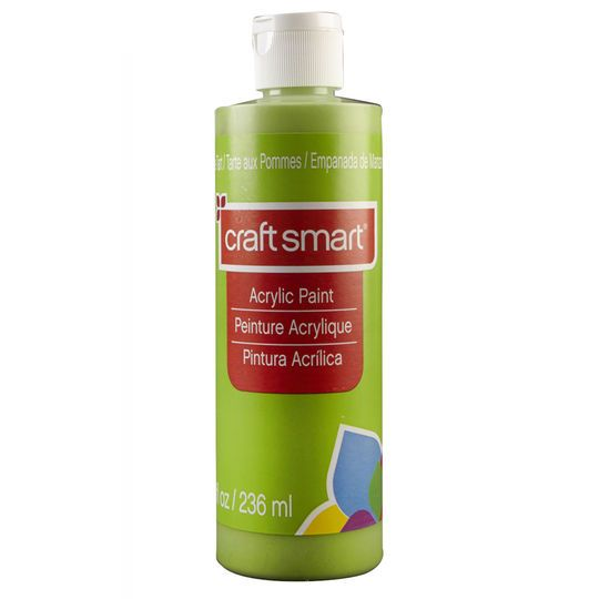 Acrylic Paint By Craft Smart 8oz Acrylic Craft Paint Painting