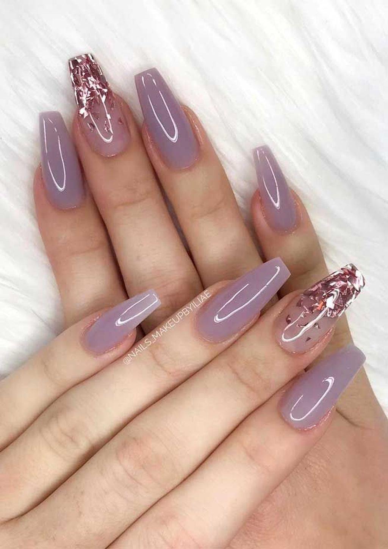 42 Pretty Nail Art Designs Ideas To Try This Winter That Looks Adorable In 2020 Pretty Nail Art Designs Pretty Nail Art Long Acrylic Nails