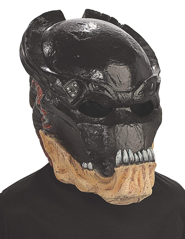 Rubie/'s Kids Vinyl Predator Helmet Mask