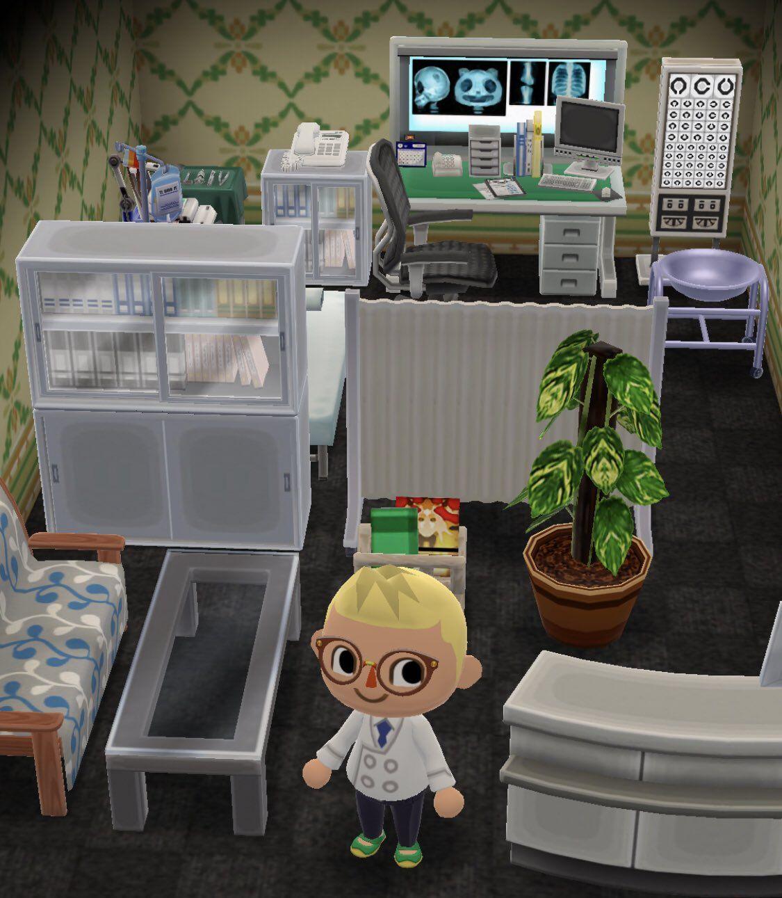 マイド ポケ森 On Twitter Animal Crossing Pocket Camp Happy Home Designer Camping Decor