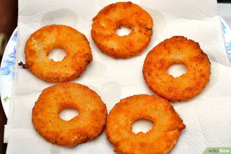 How to Make Easy Pineapple Fritters Recipe Pineapple