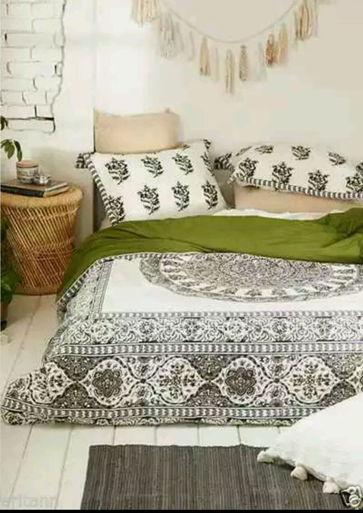 Magical Thinking Kali Medallion Duvet Cover Twin Xl 66 X 90 Urban Outfitters