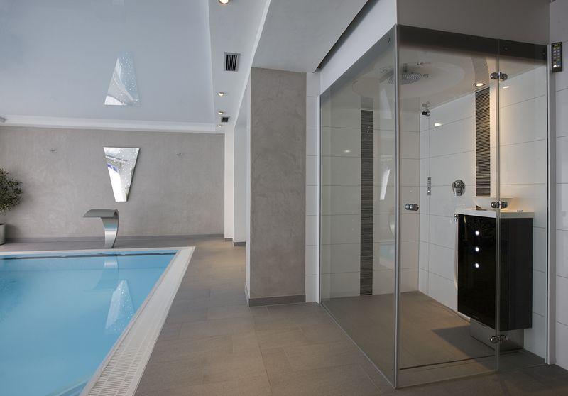 Pin by sopra schwimmbad und saunabautechnik on elite - Swimming pool bonn ...