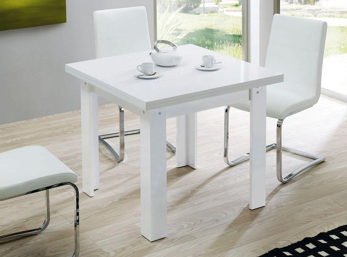 Mesa extensible tipo libro. | ☆ COMEDOR | Mesas de comedor, Mesas y ...