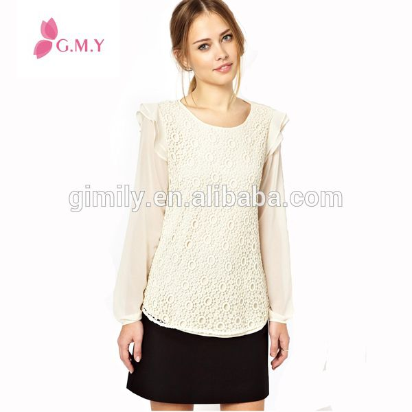 Latest Design Models Lace Blouses Fashion In Autumn Photo, Detailed about Latest Design Models Lace Blouses Fashion In Autumn Picture on Alibaba.com.
