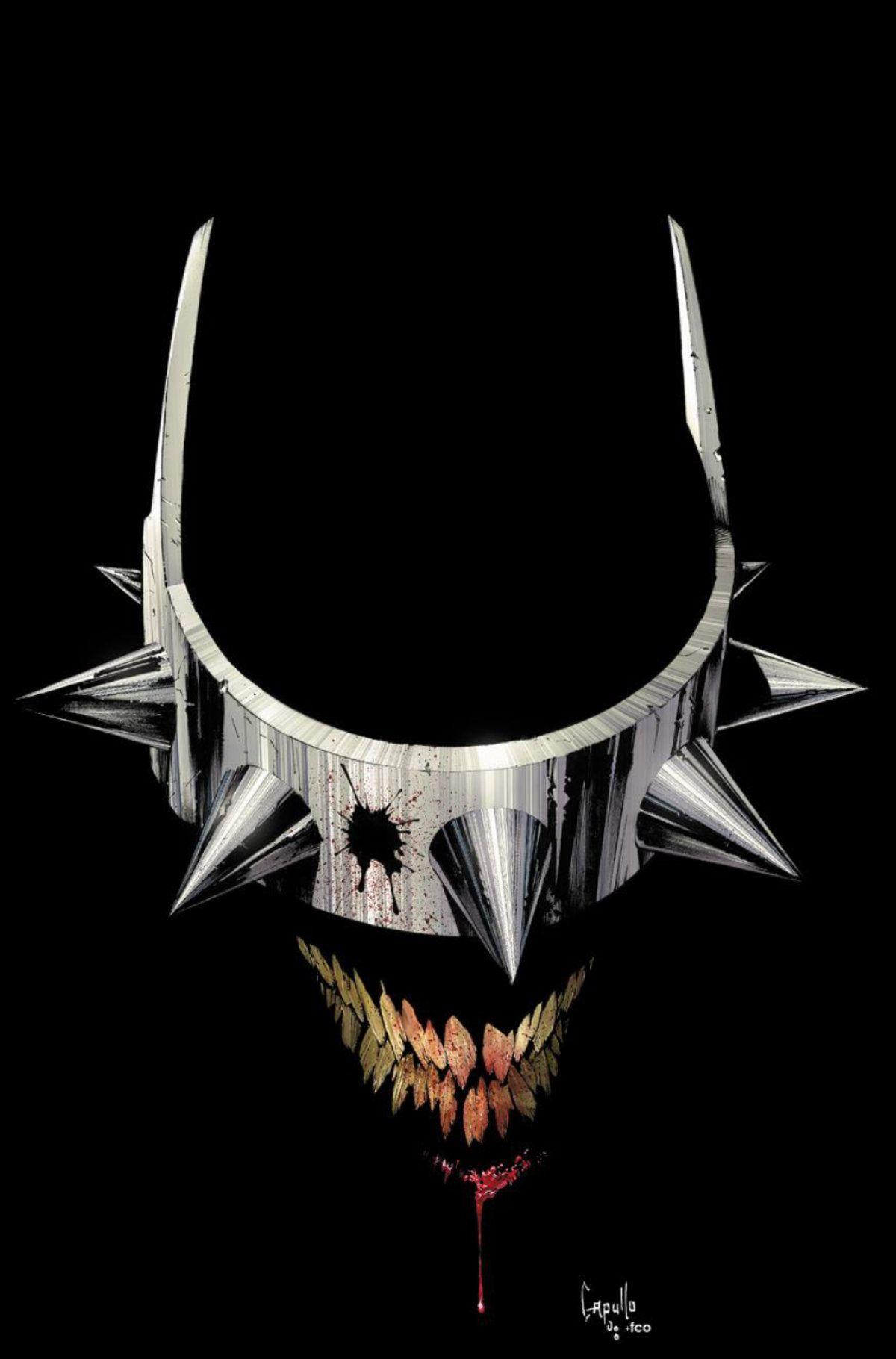 Pre Order The Batman Who Laughs 1 Variant Batman Poster