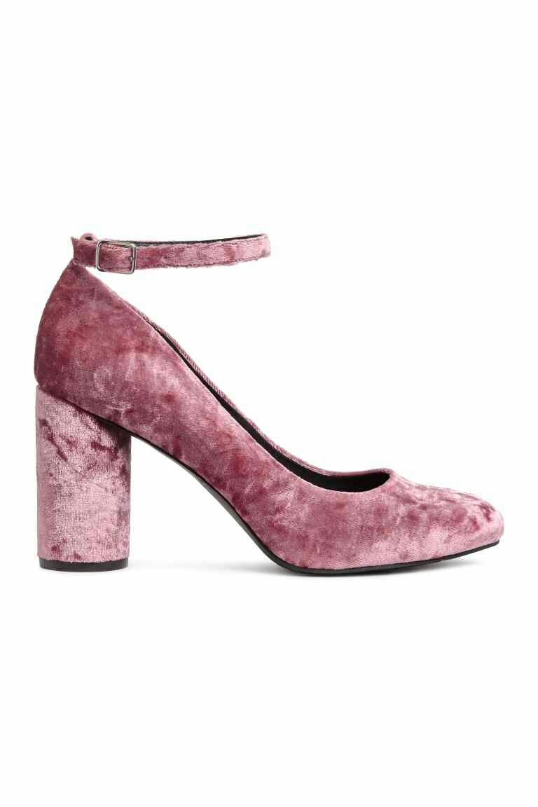 Hm com Pink Say Zapatos I Can More Velvet De Shoes Pulsera En What n8Nyv0wmO