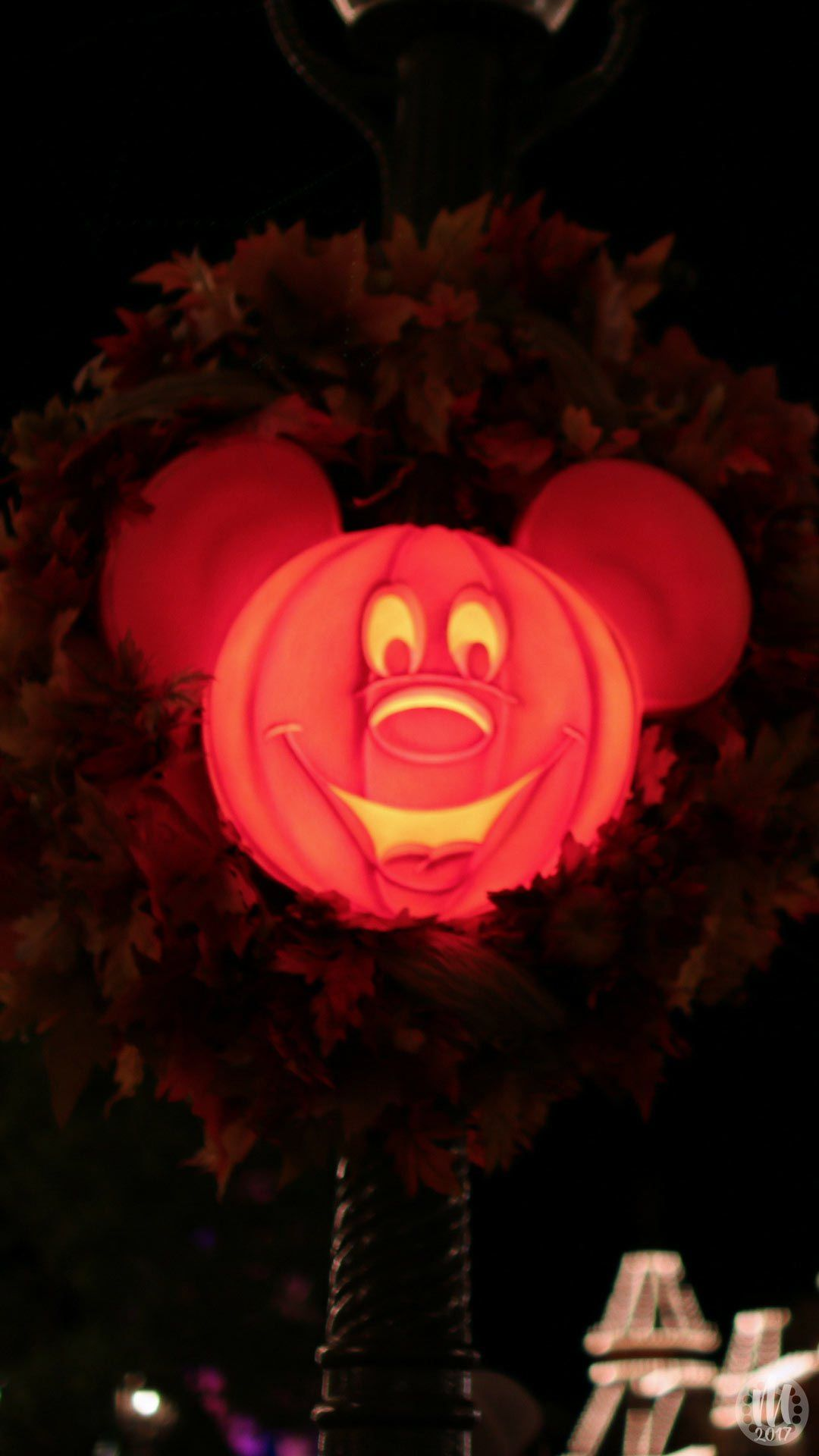 Disney Halloween Iphone Wallpapers From Magic Kingdom Halloween Wallpaper Android Wallpaper Hd Wallpaper Android