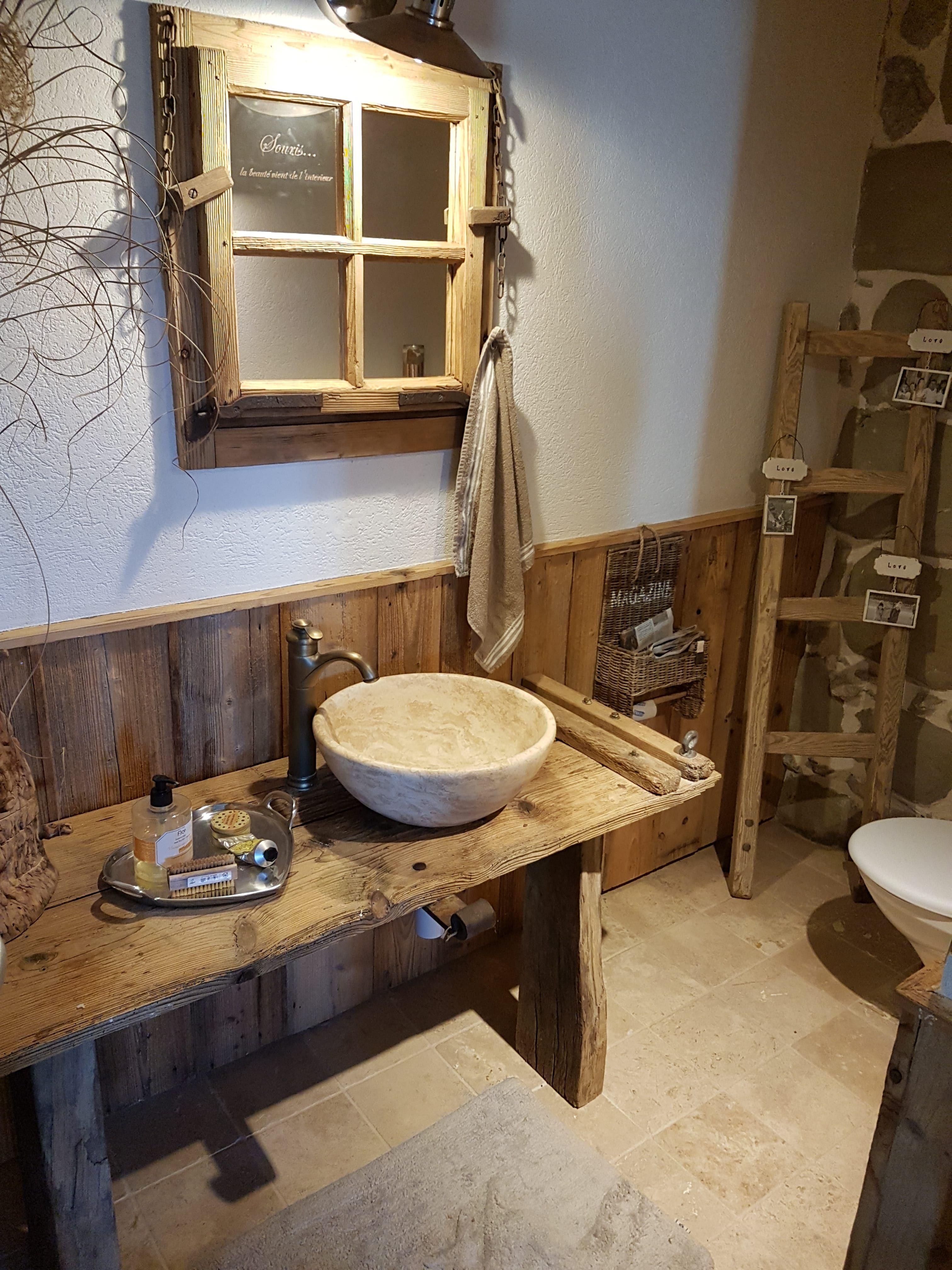 salle de bain dcoration intrieure ferme rnove maison romantique maison chaleureuse