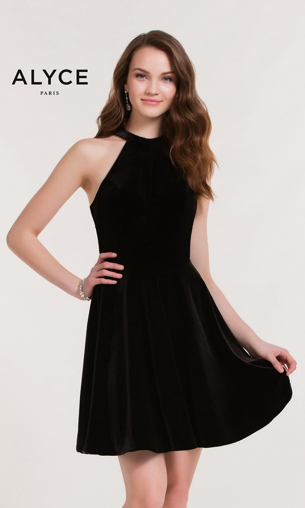 Short Evening Dresses Homecoming Dresses by ALYCE PARIS<BR>aay3726 ...