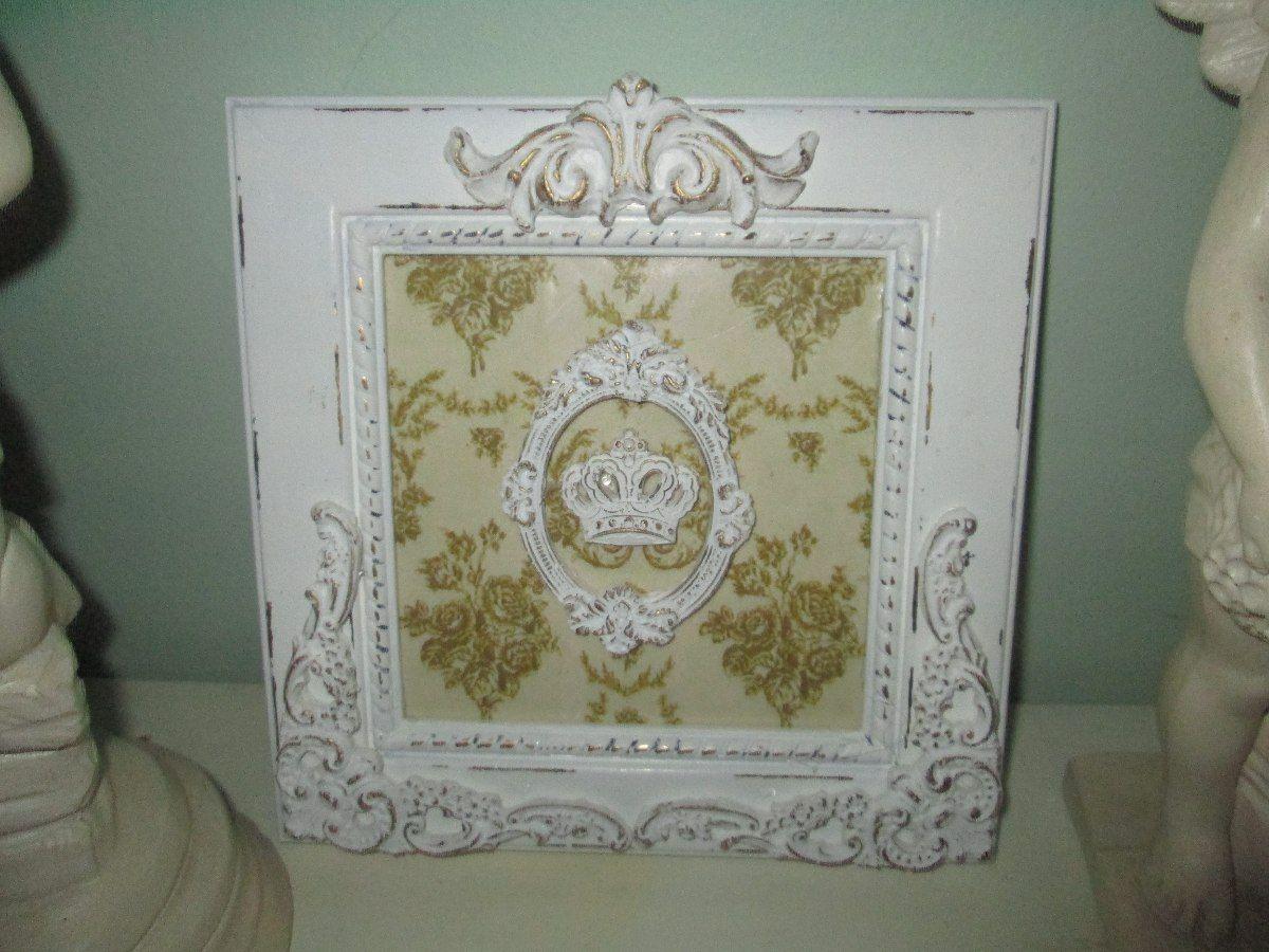 Marcos cuadros shabby chic decoracion antiguosvintage 20058 mla20182622374 102014 1200 - Cuadros shabby chic ...