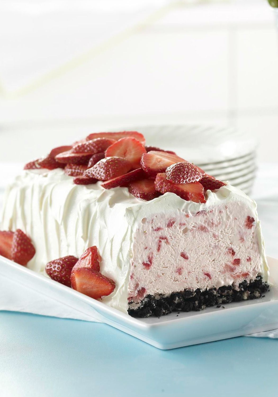 Strawberry whipped sensation this fluffy dessert recipe made food forumfinder Gallery