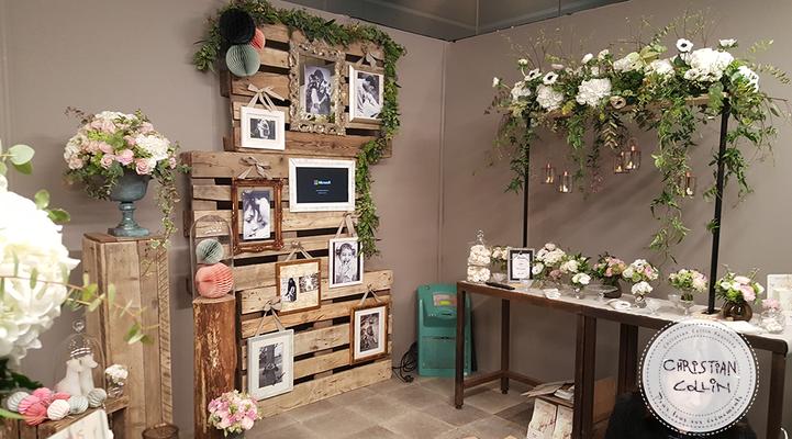 Salon du mariage porte de versailles fleurs flower for Salon education porte de versailles