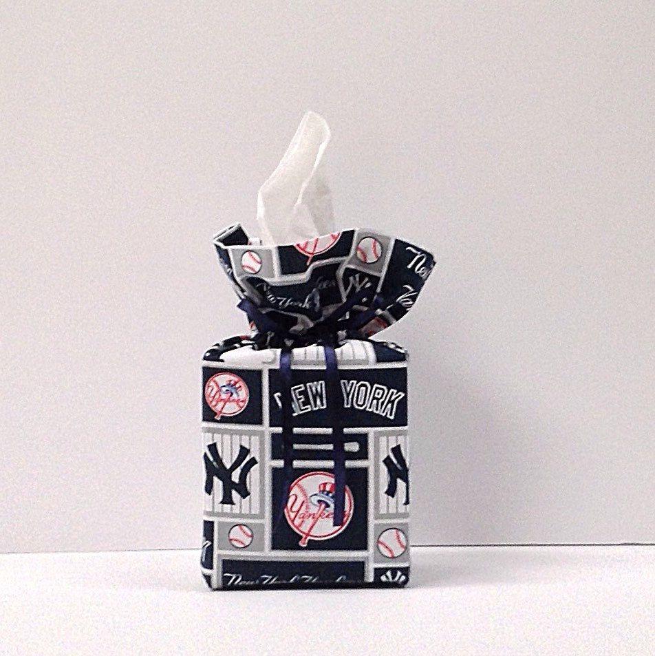 New York Yankees Tissue Box Cover