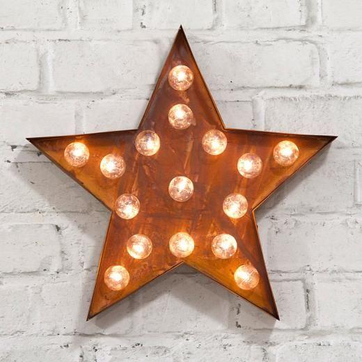 Carnival Star Light Rust, Rocket & Rye, Carnival Star Light
