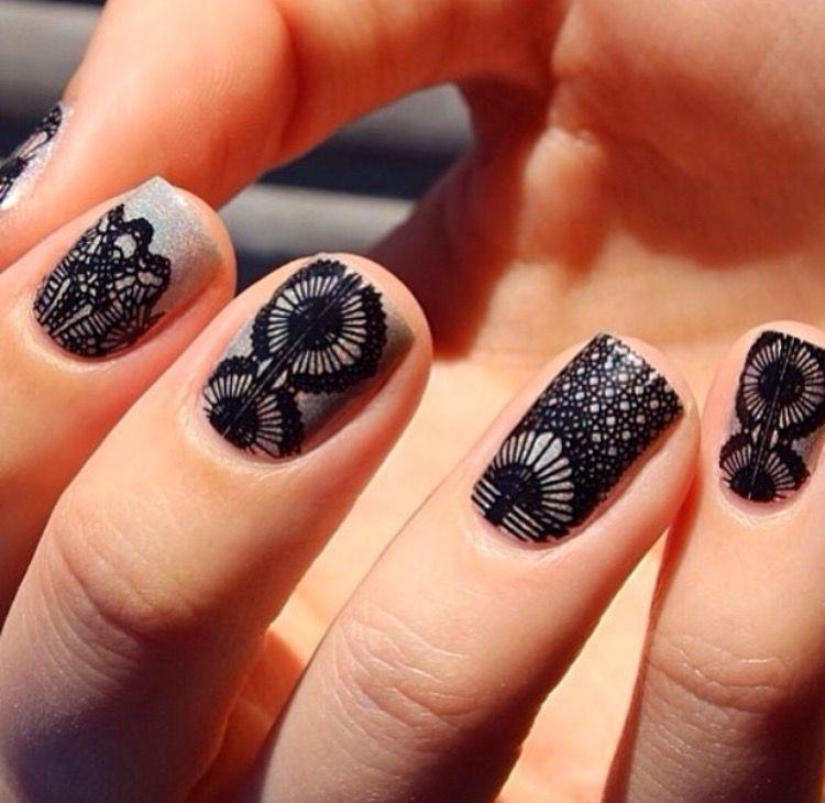 Pin by Ruth Rivera on Nails | Pinterest | Nail stamping and Nail nail