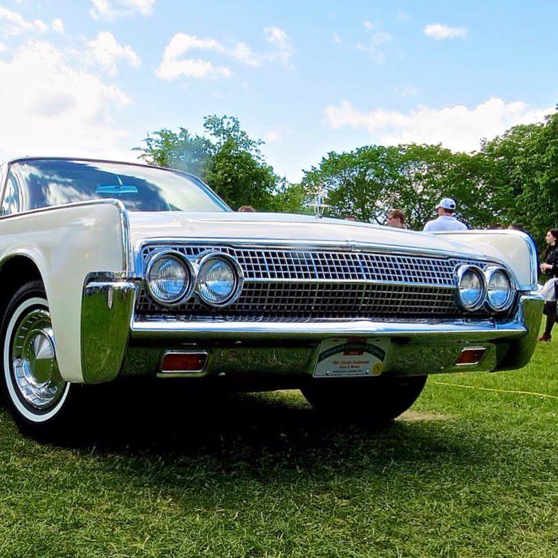 1963 Lincoln Continental LincolnMotorCar Showcase