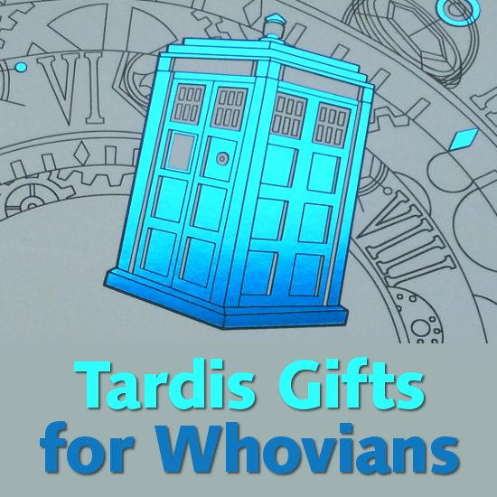Doctor Dr Who Tardis Gifts for Geeks, Him, Her and Adults