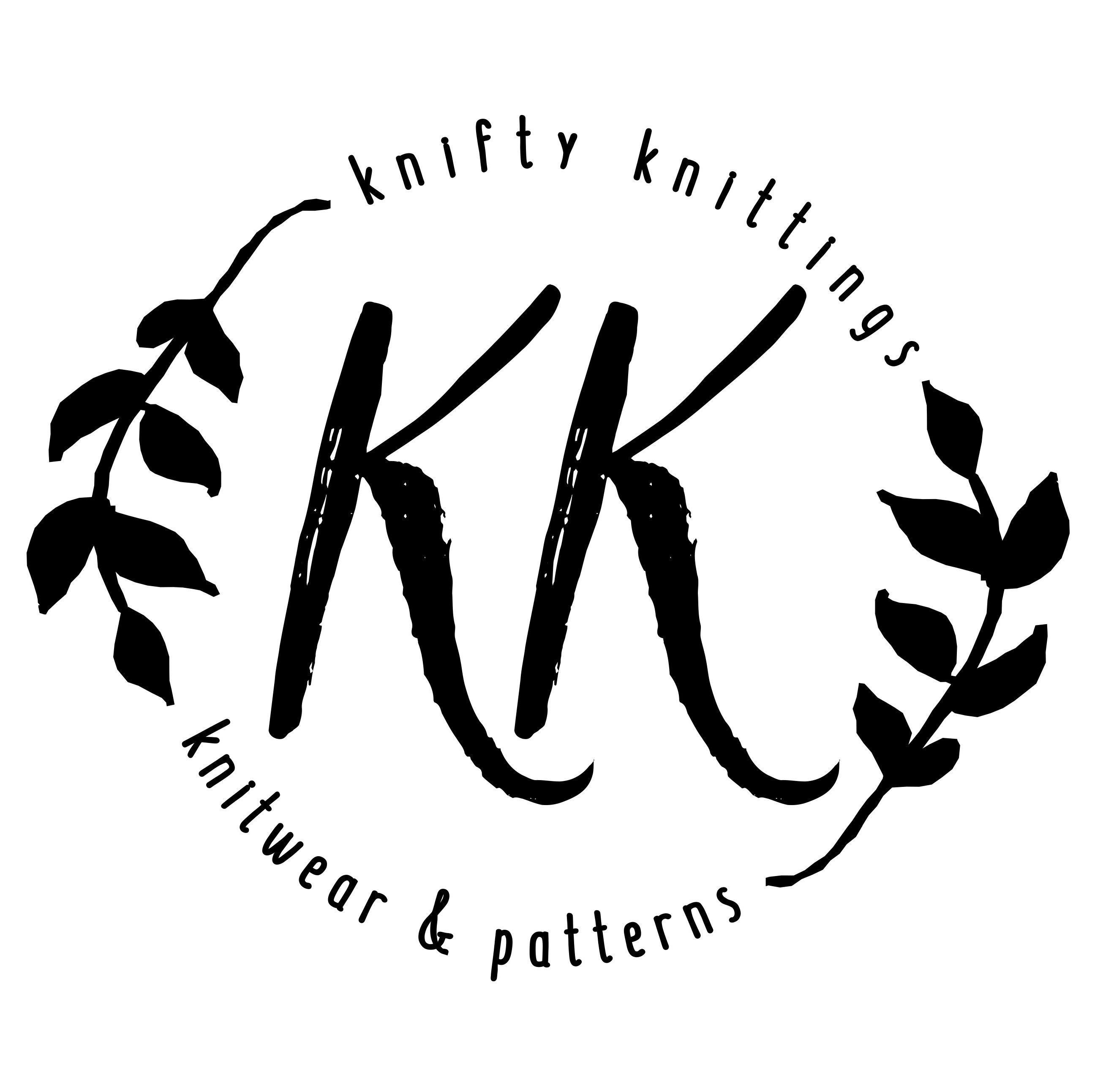 Mitten Pattern // Knitting Pattern // Knit Mitten Pattern