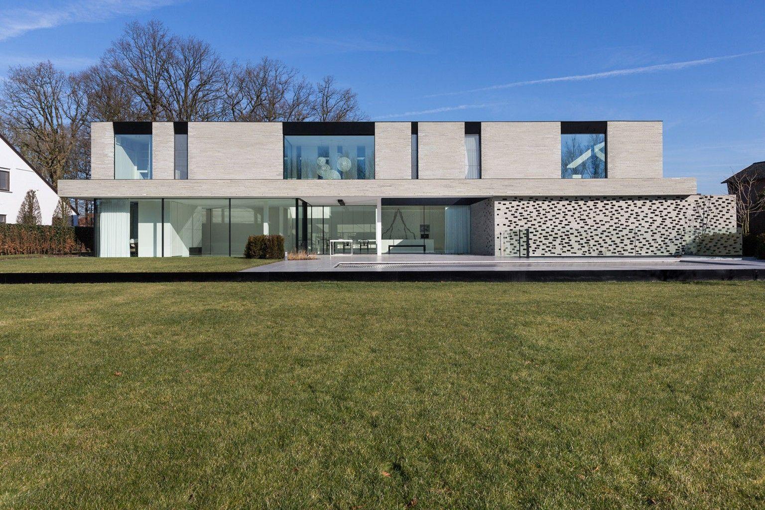Villa B - Il Granito natuursteen | Häuser | Pinterest | Moderne ...
