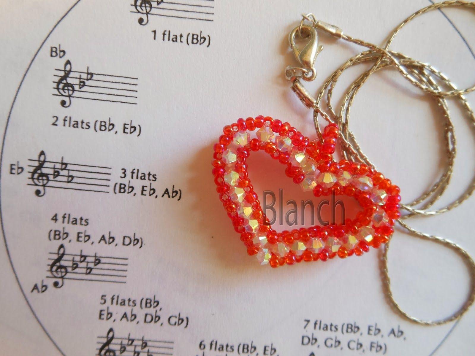 Me and my hearts ... where I am ... I'm doing hearts .... | MEDIBEADS