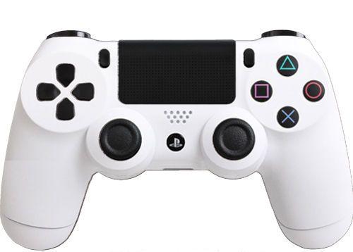 Matte White Custom Ps4 Controller Brand New Controller Ps4 Controller Playstation Ps4