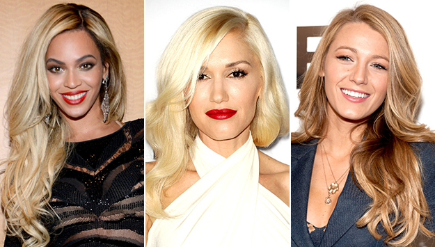 The most flattering blonde hair colors for every skin tone
