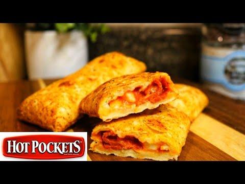 (296) Air Fried Hot Pocket Air Fryer Recipe Nuwave