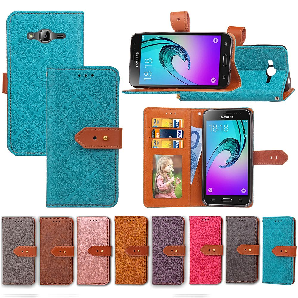 Hot Selling For Samsung Galaxy J3 Case Wallet Style Pu Leather Case For Samsung Galaxy J3 With Stand Funct Samsung Galaxy J3 Case Samsung Galaxy J3 Wallet Case