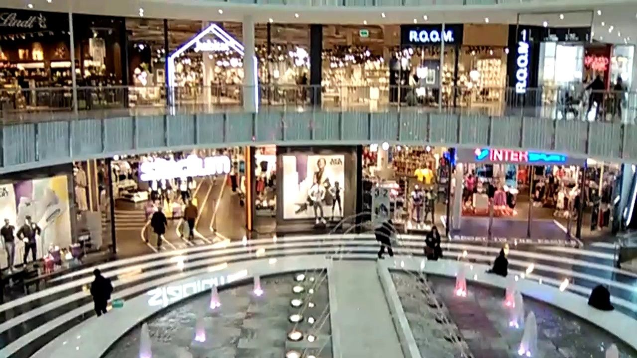 Mall Of Scandinavia The Biggest Shopping Mall Of Sweden Shopping Mall Scandinavia Mall