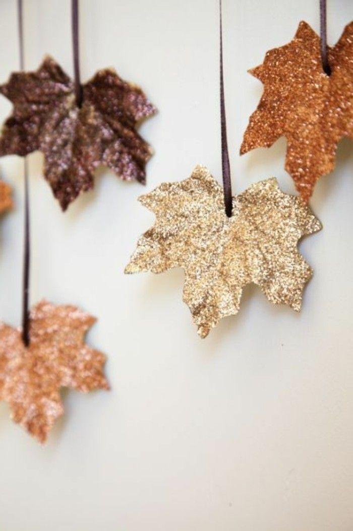 Bricolage Decoration Automne : Diy idées pour un bricolage d automne décorations