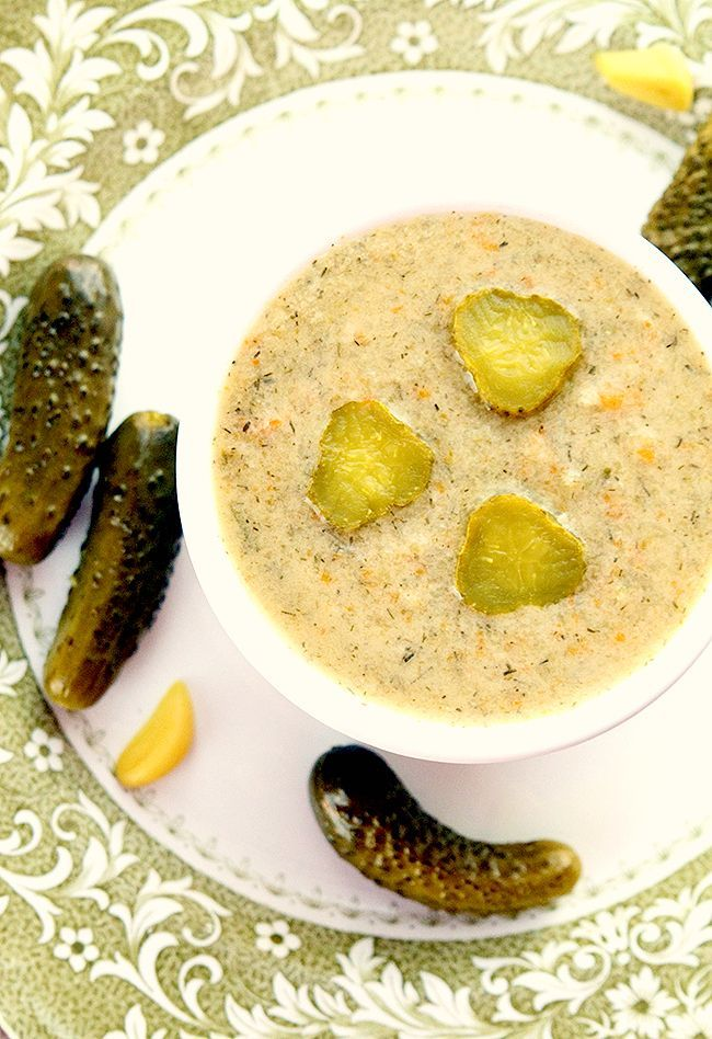 How To Make Dill Pickle Soup | The Kitchen Magpie #dillpicklesoup How to Make Delicious Dill Pickle Soup that tastes just like eating dill pickle chips, according to my family, so give it a try! It's gluten free as well. #dillpicklesoup