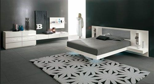 Merveilleux A Modern Interior Design Idea Aladino Up By Alf Group Homesthetics Stylish  Bedroom Solution