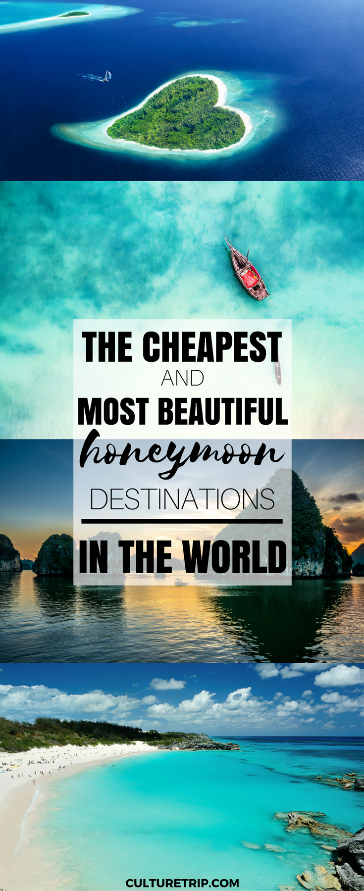 These Are The Cheapest And Most Beautiful Honeymoon