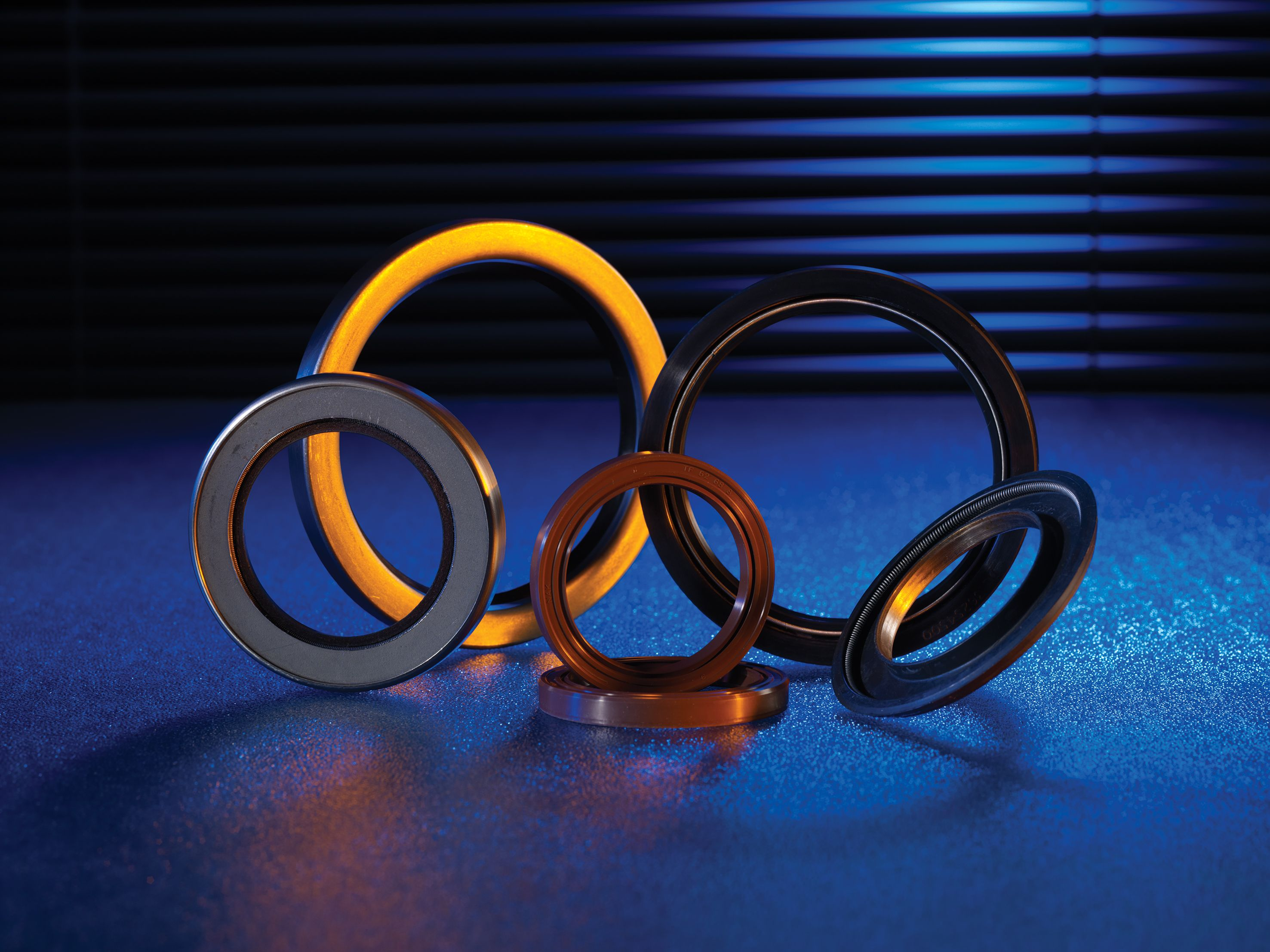 Rotary Shaft & Oil Seals SIZES: Over 9000 sizes available