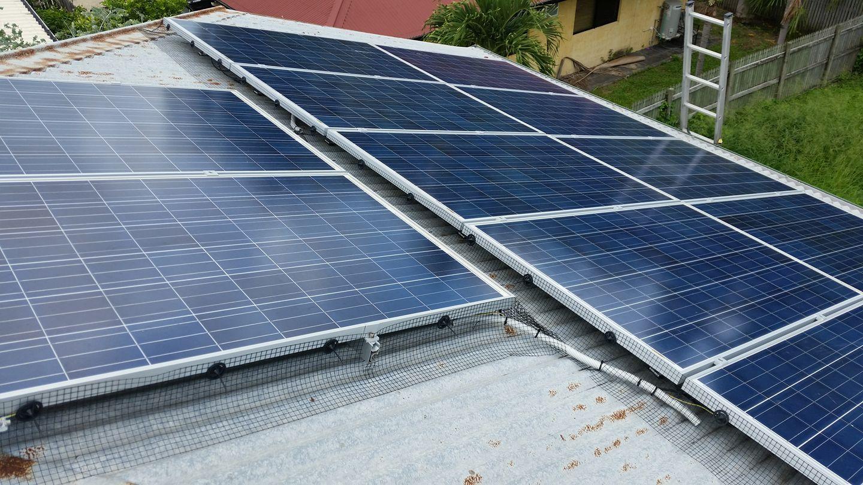 Townsville Gutter Vac Cleaning Gutters Solar Panels